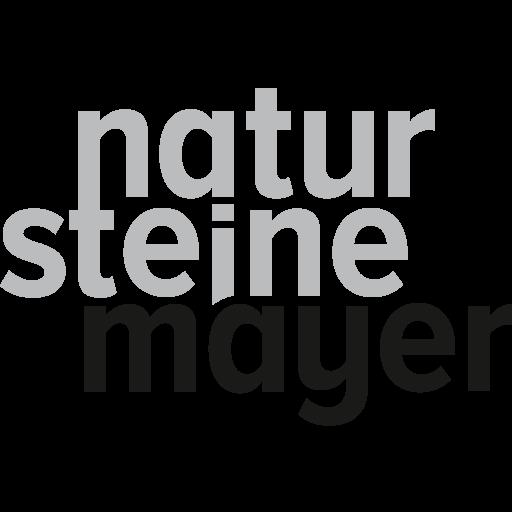 Logo Natursteine Mayer, Aichach