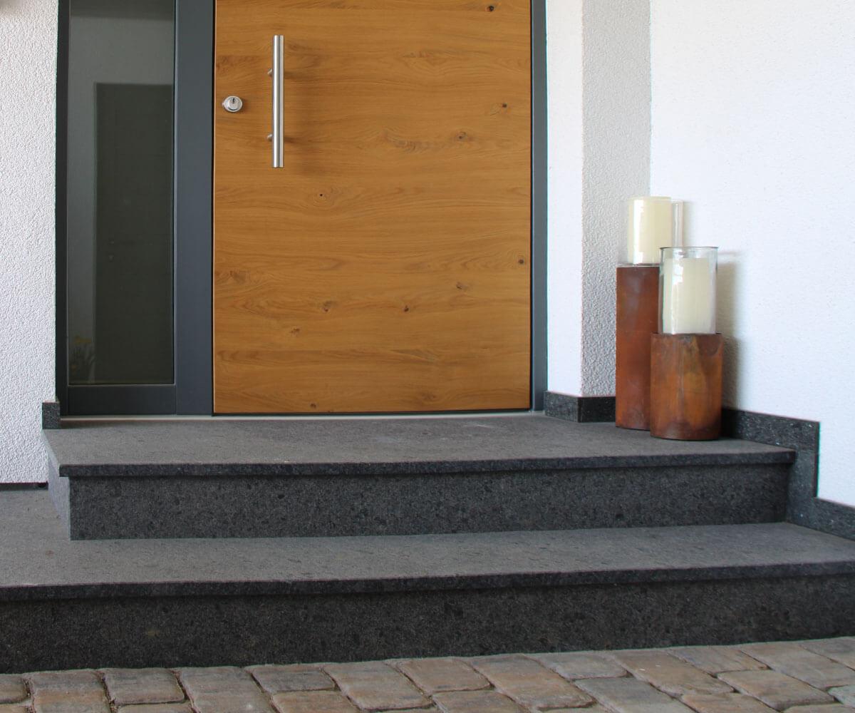 Eingangstreppe | Naturstein XXXXXX